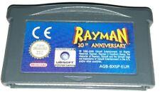 RAYMAN 10 ANNIVERSARIO NINTENDO DS LITE Game Boy Advance Gioco Bambini Bimbi 3Ds