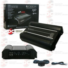ORION XTR2500.1Dz XTR 1-CHANNEL MONO BLOCK CLASS D CAR AMP AMPLIFIER 2500W RMS