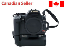 Canon EOS Rebel XTi 400D 10.1MP DSLR Digital Camera with Battery Grip BG-E3