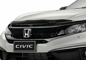 Genuine Honda Civic Tinted Bonnet Protector 08P01TEAL00DS