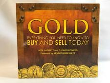 GOLD Everything You Need To Know To Buy and Sell Today 2010 HC with case