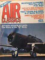 Air Classics July 1972, Amelia Earhart's Flight To Eternity