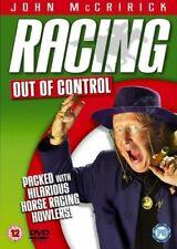 John Mccririck: Racing Out Of Control [DVD].