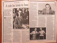 Aug. 16, 1992 Philadelphia Inquirer TV Week Magazine(JAMES  WOODS/CITIZEN  COHN)