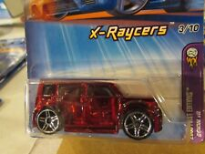 Hot Wheels Scion xB 2005 First Editions #053 Red