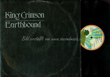 LP--KING CRIMSON EARTHBOUND // 86254ET