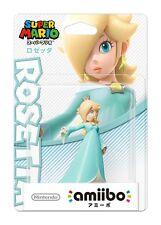 NEW Nintendo 3DS Amiibo Super Mario series Rosetta Rosalina Japan Import