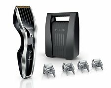 Philips Hair Clipper SHAVER Trimmer 5000 DualCut Technology Titanium CORDLESS