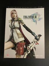 Final Fantasy XIII The Complete Official Guide Playstation 3 XBox 360 , 255 pgs