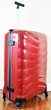 "Samsonite Firelite 75cm/28"" CHILI RED Spinner Luggage 4-wheeled 49959-1198 Demo"