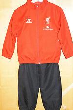 WARRIOR Liverpool FC 2014/2015 Gr.110 4/5Y KINDER Trainingsanzug Track Suit TT
