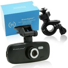 Capacitor G1W-C Car Dash Camera DVR Cam Vehicle Video Recorder 1080P+Free Mount