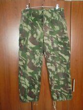 Portuguese Army M64 Lizard Camo Trousers Africa War original