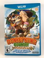 Donkey Kong Country Tropical Freeze (Wii U) Nintendo