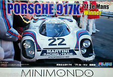 KIT PORSCHE 917K MARTINI WINNER LE MANS 1971 1/24 FUJIMI 12614 917