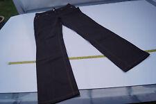 CAMBIO Jeans Norah Straight Damen Hose stretch stretchjeans Gr.40 dunkelbraun