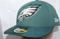 Philadelphia Eagles New Era NFL Official Sideline 59fifty,Cap,Hat Low Profile