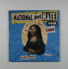 BILLY CHILDISH National Art Hate Week 2009 LTD NUMBERED NEAR MINT 7-INCH VINYL
