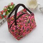 New Thermal Insulated Lunch Bag Picnic Handbag Cooler Box Lunch Box Tote Pouch