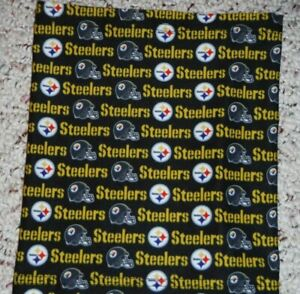 PITTSBURGH STEELERS TEAM ISSUE GAITER SAME AS WORN BY COACHING STAFF