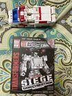 Transformers War for Cybertron WFC Siege Ratchet Deluxe Class Action Figure