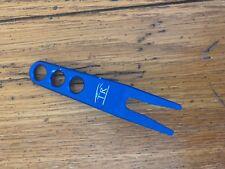 Titleist Scotty Cameron Limited Blue Divot Tool Pivot