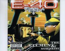 CD E-40the element of surprise2CD NEAR MINT  (A4787)