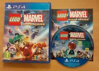 Sony PlayStation 4 PS4 PAL Game - LEGO Marvel Super Heroes - Complete