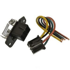 Blower Motor Resistor Standard Motor Products RU445HTK