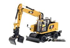 CATERPILLAR 1/50 CAT M318F Wheeled Excavator - High Line Series Diecast Model