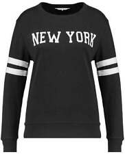 Polyester Crewneck Machine Washable Thin Knit Jumpers & Cardigans for Women