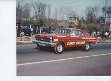 35MM SLIDE OF DYNO DON'S A/FX COMET    DRAG RACING PHOTO