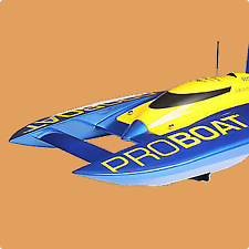 RC Boats & Watercraft