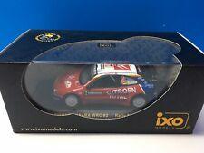 Ixo 1 43 Citroen Xsara WRC #2 C. Sainz & M. Marti Turkey Rally 2005