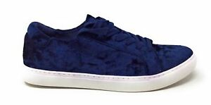 Kenneth Cole Womens Kam Fashion Sneaker Shoe Navy Blue Size 9 M US