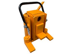 Maschinenheber Schwerlastheber 8t Hydraulikzylinder hydraulisch Hydraulikheber