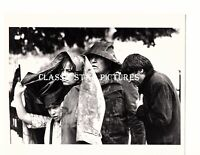Q267 Rod Steiger Nitzan Sharron Susan George Tom Conti 1989 vintage photo