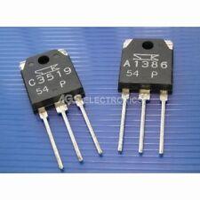 2SA1386-2SC3519 , 2SA 1386-2SC 3519 , A1386-C3519 Kit Transistor 130W 180V 15A