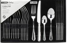 Judge Dubarry Stainless Steel Cutlery Dinner Food Set of 24 Pcs