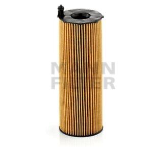 Mann Oil Filter Element Metal Free For Audi A6 2.7 TDI 2.7 TDI quattro 3.0 TDI
