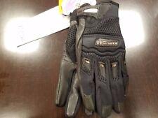 Icon Twentyniner Gloves Black S - biker accessories