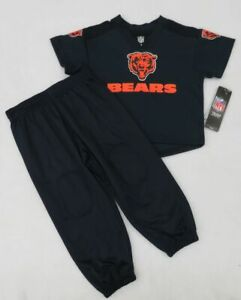 NFL Chicago Bears Toddler Field Goal Jersey and Pants 4T