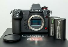 Panasonic LUMIX DC-S1H Full-Frame L-Mount Camera - EXCELLENT Condition