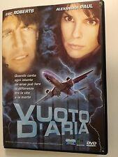 Vuoto d'Aria (Azione 2001) DVD film di Jon Cassar. Con Eric Roberts