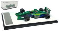 Tameo Jordan Ford J191 #33 British GP 1991 - Andrea de Cesaris 1/43 Scale