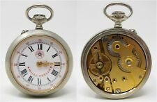 Orologio Roskoph pocket watch mechanical clock vintage horloge da tasca 44mm
