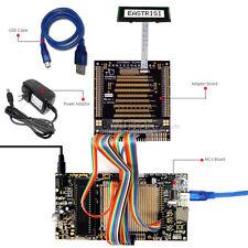 8051 Microcontroller Development Board Kit USB Programmer for 8x1 Character LCD