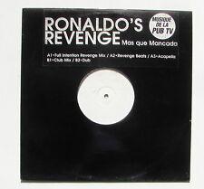 RONALDO'S REVENGE...MAS QUE MANCADA..PromoCopy MAXI 45T