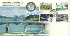 Georgia del 2008, l'Anno polare internazionale FDC