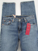 NWT Levi's Levis 511 Slim Sublime Rhythm Pieced Jeans Two-Way Stretch 30 x 32